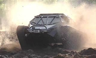 הכירו את ה-Ripsaw EV2, רכב שטח מיוחד במינו!