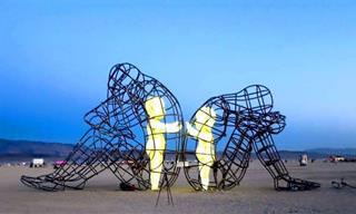 16 פסלים מרגשים ומיוחדים מרחבי העולם