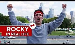 רוקי חוזר לרחובות פילדלפיה
