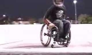 ארון פורת'ינגהאם -ספורטאי בכיסא גלגלים