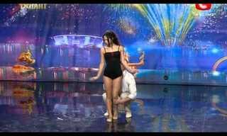 ריקוד צמוד - כשאהבה, אמון וכישרון נפגשים על הבמה!