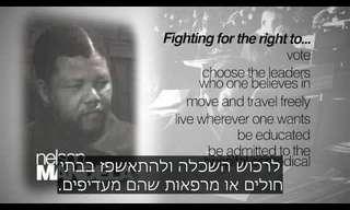 בכיר דרום-אפריקני יוצא להגנתה של ישראל