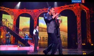 להקת טורצקי במחרוזת שירים יהודיים