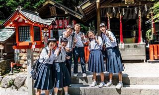 6 מאפיינים מרתקים של בתי הספר ביפן