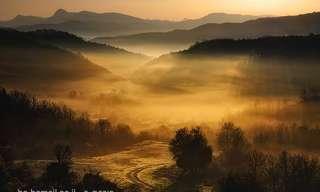 תמונות נוף מדהימות ביופיין