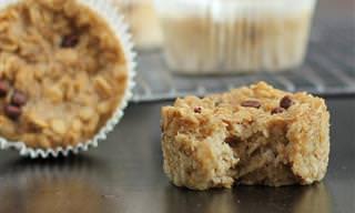 מתכון מנצח לעוגיות בוקר בריאות
