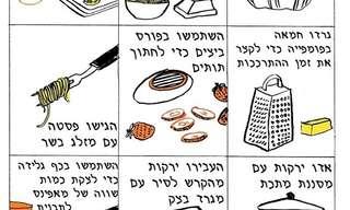 9 שימושים נוספים לכלי המטבח שלכם