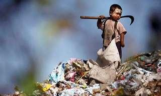 המאה ה-21 – ילדים עובדים בתנאי עבדות