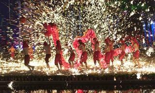 20 תמונות מחגיגות השנה הסינית החדשה מרחבי העולם
