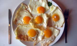 חשיבות הביצה בתפריט היומי