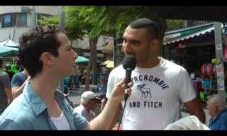 משאל רחוב על הומוסקסואליות