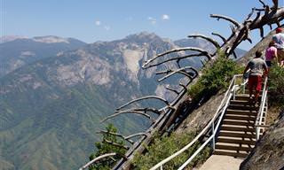 10 גרמי מדרגות שהופכים כל טיפוס לחוויה מהנה