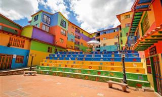 הכירו את גואטפה – העיירה הצבעונית ביותר בעולם