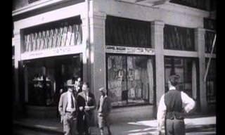 כך נראתה חיפה בפסח של שנת 1928...