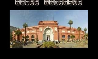 המוזיאון המצרי בקהיר- מרהיב!!