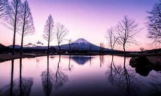 תמונות טבע מדהימות מיפן