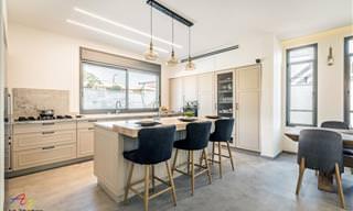 עיצוב הלב של הבית - כך תעצבו מטבח בסגנון שלכם