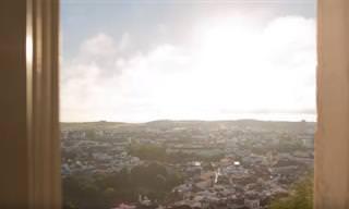 סרטון מסע נהדר ברחבי פורטוגל הקסומה