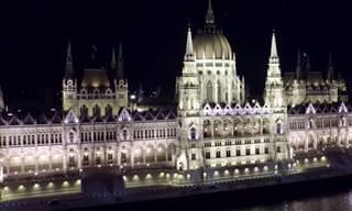 מפה אינטראקטיבית לטיול ברחבי בודפשט
