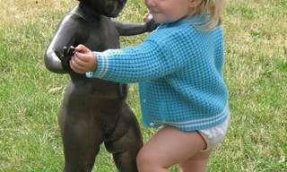 פסלים מעולם לא נראו כה אנושיים