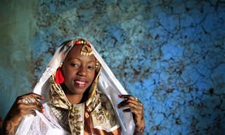 18 שמלות כלה מסורתיות בחתונות מסביב לעולם