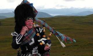 סקוטלנד - המקום הכי יפה בבריטניה