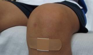 מדריך הטיפול ב-10 הפציעות הביתיות הנפוצות