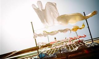 6 דרכים קלות להיפטר מכתמי דאודורנט