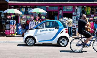 רעיון לארץ? - שיתוף רכבים חשמליים