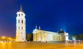 10 אטרקציות ויעדים מובילים בווילנה, בירת ליטא