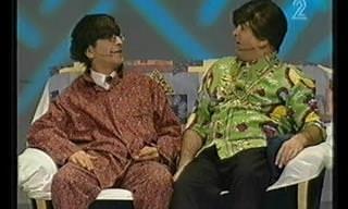 סויסה ויצפאן במערכון מצחיק על וירוס משונה