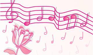 24 שירים אהובים על פרחים