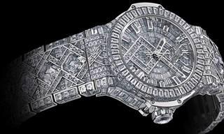 10 השעונים היקרים ביותר בעולם