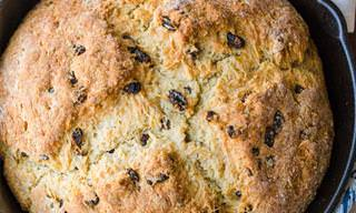 מתכון ללחם סודה אירי