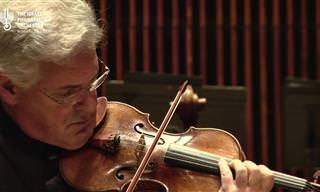 קונצרט מיוחד: הפילהרמונית יחד עם יצחק צוקרמן ואמנדה פורסיית'