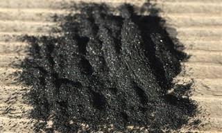 10 יתרונות בריאותיים של פחם פעיל