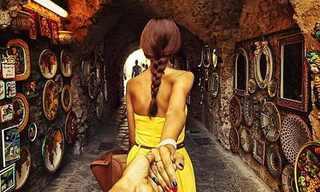 בוא אחריי ל... פרויקט רומנטי חוצה עולם!