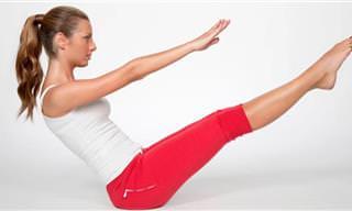 10 תרגילי יוגה שישיגו לכם בטן שטוחה