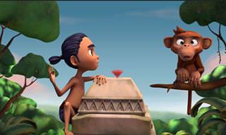 סרטוני אנימציה מקסימים, מרגשים ומשעשעים במיוחד