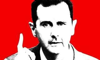 כרזה חדשה ברחובות סוריה