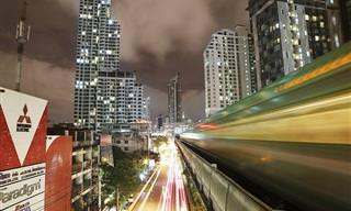 12 תמונות מפתיעות שצולמו בערים המפורסמות ביותר בעולם