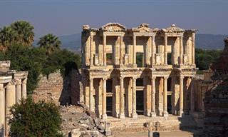 סרטון סיור מרתק בעיר היוונית העתיקה אפסוס