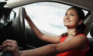 יציבה נכונה לנהיגה בטוחה ובריאה