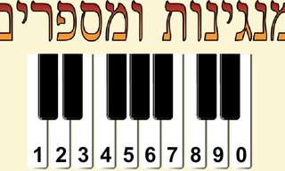 מנגינות ומספרים