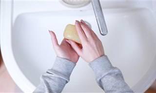 ניסוי שיראה לילדיכם איך סבון דוחה חיידקים