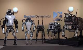 הדור הבא של רובוטי האטלס