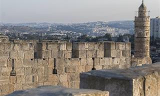 הסודות המרתקים שמסתתרים בתוך מגדל דוד בירושלים
