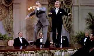 לרקוד על השולחן - סצנה נוסטלגית!