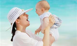 25 דרכים לחזק את הקשר בינכם לבין תינוקכם