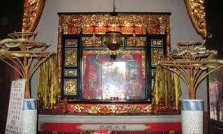 מקדש הנחשים במלזיה